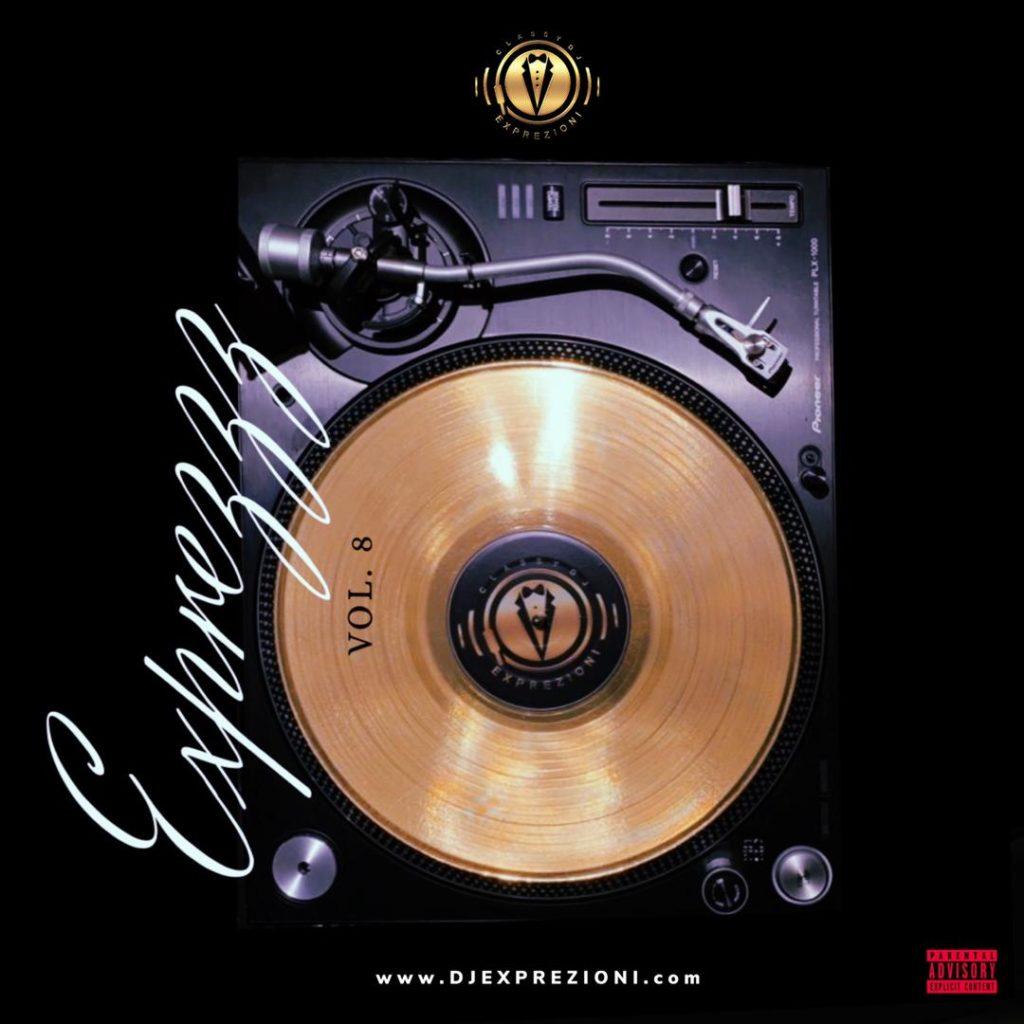 DJ Exprezioni - EXPREZZZ Mix Vol. 8