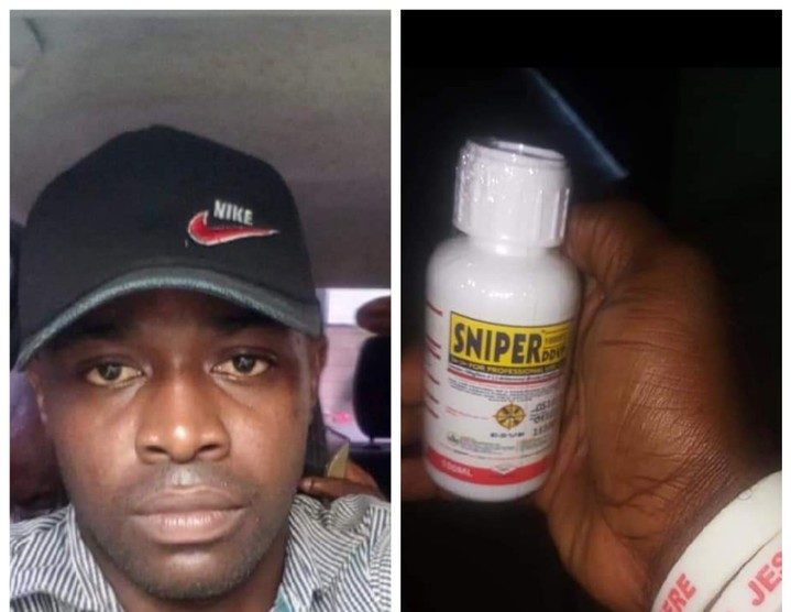 Tell My Mum I Failed, Nigerian Man Says, Drops Suicide Note